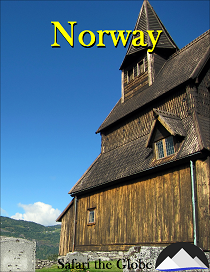 Norway, A Cultural Guide for the Traveler