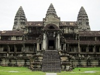 Cambodian Architecture - Angkor Wat
