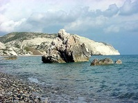 Cypriot Geography - Aphrodite's Rock