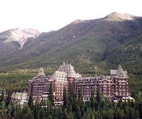 Canadian Architecture - Banff Springs Hotel