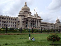 Indian Architecture - British-influenced Bangalore