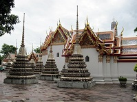 Thai Architecture - Wat Pho