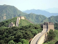 Chinese Architecture - Great Wall of China