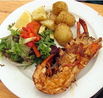 Norwegian Food - Lobster