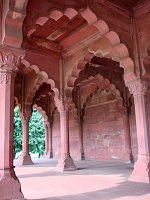 Indian Architecture - Delhi's Red Fort