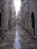 Croatian Architecture - Dubrovnik