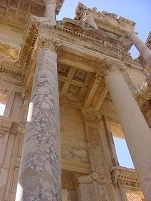 Turkish Architecture - Library of Celsus in Ephesus