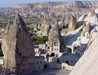 Turkish Geography - Goreme