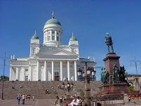 Finnish Architecture - Senate Square in Helsinki