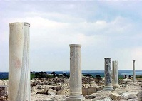 Cypriot Roman Architecture - Roman Ruins in Kourion