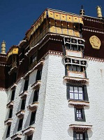 Chinese Architecture - Tibet's Potala Palace