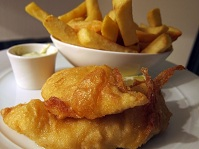 British Food - Fish & chips