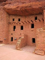 American Architecture - Cliff Dwellings in Colorado