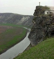 Moldovan Geography - River bend