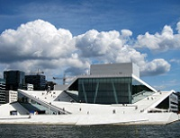 Oslo, Norway - Opera House