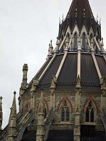 Canadian Architecture - Parliament