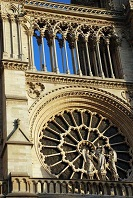 French Architecture - Gothic Notre Dame