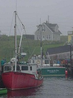 Canadian Culture - Fishing Village