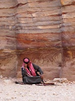 Jordanian Culture - Bedu in Petra