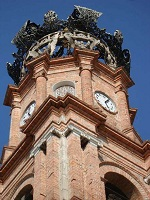 Mexican Architecture - Church in Puerto Vallarta
