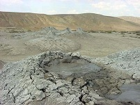 Azerbaijani Geography - Mud volcanoes