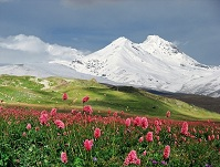 Armenian Geography - Caucus Mountains