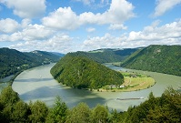 Austrian Geography - Danube River
