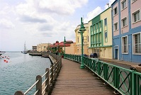 Barbadian Architecture - Bridgetown
