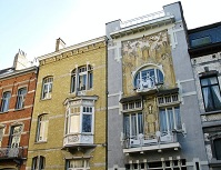 Belgian Architecture - Art Nouveau in Brussels