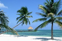 Belizean Geography - Beach
