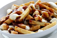 Canadian Food - Poutine