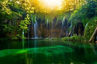 Croatian Geography - Plitvice National Park