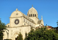 Croatian Architecture - Church in Sibenik