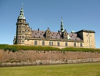 Dannish Architecture - Kronborg Castle