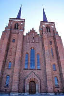 Dannish Architecture - Roskilde Cathedral