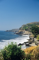 Salvadoran Geography - Coastline