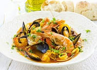 French Food - Bouillabaisse