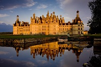 French Architecture - Chambord Castle