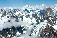 French Geography - Mont Blanc