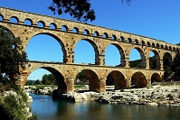 French Architecture - Pont-du-Gard