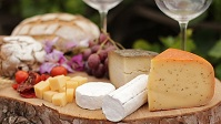 French Food - Cheese & wine