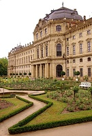German Architecture - Wurzburg Residence