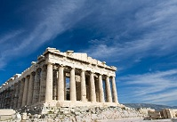 Greek Architecture - Parthenon in the Acropolis