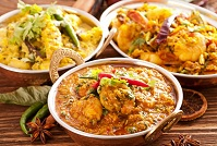 Indian Food - Indian dishes