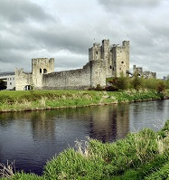 Irish Architecture - Castle Trim