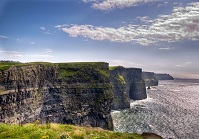 Irish Geography - Cliffs of Moher