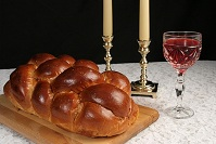 Israeli Food - Challah bread