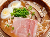 Japanese Food - Miso Ramen