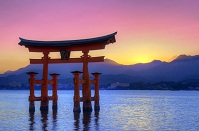 Japanese Architecture - Otorii Gate