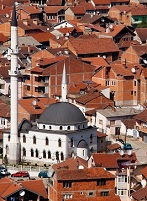 Kosovo Architecture - Mosque in Prizren